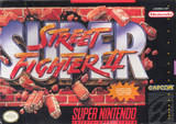 Super Street Fighter II (Super Nintendo)